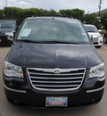chrysler town and country 2008 black van limited gasoline 6 cylinders front wheel drive automatic 75034