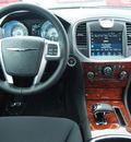 chrysler 300 2012 gloss black sedan gasoline 6 cylinders rear wheel drive automatic 77521