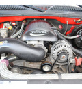 chevrolet silverado 1500 2005 red lt gasoline 8 cylinders rear wheel drive automatic with overdrive 77037