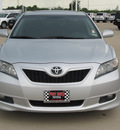 toyota camry 2009 silver sedan se gasoline 4 cylinders front wheel drive automatic with overdrive 77469
