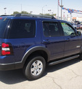 ford explorer 2007 maroon suv xlt gasoline 6 cylinders rear wheel drive automatic 79936