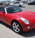 pontiac solstice 2007 red gasoline 4 cylinders rear wheel drive automatic 79936