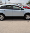 ford edge 2008 blue suv se gasoline 6 cylinders all whee drive automatic 79936