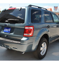 ford escape 2012 blue suv xlt gasoline 4 cylinders front wheel drive automatic 78861