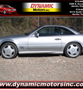 mercedes benz sl class 1998 silver gasoline 8 cylinders rear wheel drive 5 speed automatic 78744