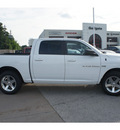 ram ram pickup 1500 2012 white lone star gasoline 8 cylinders 2 wheel drive automatic 77017