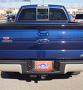 ford f 150 2010 blue flex fuel 8 cylinders 4 wheel drive automatic 79936