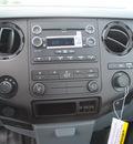 ford f 250 super duty 2012 white xl 4x4 fleet flex fuel 8 cylinders 4 wheel drive automatic 75041
