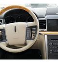 lincoln mkz 2012 wjite sedan gasoline 6 cylinders front wheel drive automatic 77373