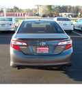 toyota camry 2012 gray sedan se v6 gasoline 6 cylinders front wheel drive automatic 75604
