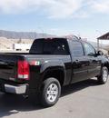 gmc sierra 1500 2008 black gasoline 8 cylinders 4 wheel drive automatic 79922