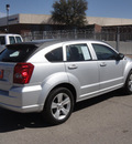 dodge caliber 2010 silver hatchback sxt gasoline 4 cylinders front wheel drive automatic 79936