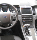 ford taurus 2012 black sedan sho gasoline 6 cylinders all whee drive automatic 77578