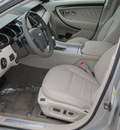 ford taurus 2012 silver sedan limited gasoline 6 cylinders front wheel drive automatic 77578