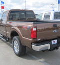 ford f 250 2012 brown super duty biodiesel 8 cylinders 4 wheel drive automatic 77578