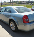 chrysler 300 2008 lt  blue sedan gasoline 6 cylinders rear wheel drive automatic with overdrive 76108