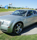 chrysler 300 2005 green sedan gasoline 6 cylinders rear wheel drive automatic with overdrive 76108