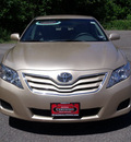 toyota camry 2011 tan sedan le gasoline 4 cylinders front wheel drive automatic 75672