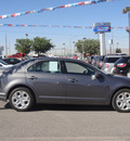 ford fusion 2011 gray sedan se gasoline 4 cylinders front wheel drive automatic 79936