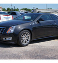 cadillac cts 2012 black coupe 3 6l performance gasoline 6 cylinders rear wheel drive automatic 77074