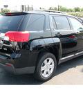 gmc terrain 2012 black suv sle 2 flex fuel 4 cylinders front wheel drive automatic 77074