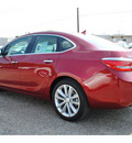 buick verano 2012 red sedan leather group gasoline 4 cylinders front wheel drive automatic 77074