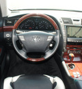 lexus ls 460 2008 obsidian sedan l gasoline 8 cylinders rear wheel drive shiftable automatic 75080
