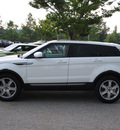 range rover evoque 2012 white suv pure gasoline 4 cylinders all whee drive automatic 27511