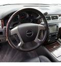 gmc yukon 2010 dk  gray suv denali 8 cylinders automatic 77043