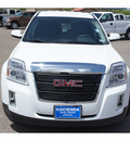 gmc terrain 2012 white suv sle gasoline 4 cylinders front wheel drive automatic 78539