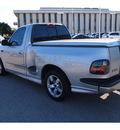 ford f 150 svt lightning 2000 silver pickup truck gasoline v8 rear wheel drive automatic 77074