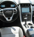 ford edge 2013 silver sel gasoline 6 cylinders front wheel drive automatic 77578