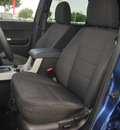 ford escape 2010 blue suv xlt gasoline 4 cylinders front wheel drive automatic 75067