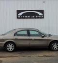 mercury sable 2002 beige sedan gs gasoline 6 cylinders front wheel drive automatic 75964