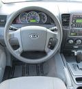 kia sorento 2009 silver suv gasoline 6 cylinders 2 wheel drive shiftable automatic 77099