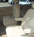 honda odyssey 2008 white van lx 6 cylinders automatic 75034