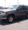 ford explorer 1999 dk  gray suv xlt gasoline 6 cylinders 4 wheel drive 5 speed automatic 46168