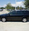 ford freestyle 2007 black wagon limited gasoline 6 cylinders front wheel drive automatic 76137