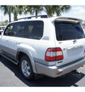toyota land cruiser 2007 white suv gasoline 8 cylinders 4 wheel drive automatic 78501
