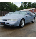 ford thunderbird 1995 blue coupe lx gasoline v8 rear wheel drive automatic with overdrive 77662