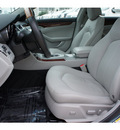 cadillac cts 2012 gray sedan 3 0l luxury gasoline 6 cylinders rear wheel drive automatic 77002