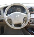 hyundai sonata 2005 black sedan gasoline 6 cylinders front wheel drive automatic 78550