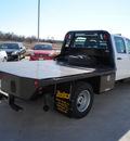 chevrolet silverado 3500hd cc 2012 white work truck diesel 8 cylinders 4 wheel drive allison 76087