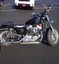 harley davidson xl883h 1997 black sportster 1 cylinders 5 speed 45342