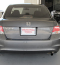 honda accord 2010 dk  gray sedan lx gasoline 4 cylinders front wheel drive automatic with overdrive 77477