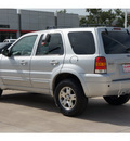 ford escape 2006 silver suv limited gasoline 6 cylinders front wheel drive automatic with overdrive 78232