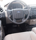 ford f 250 2008 white xlt diesel 8 cylinders 4 wheel drive automatic 76234