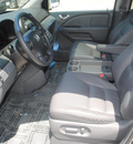honda odyssey 2005 silver van ex l gasoline 6 cylinders front wheel drive automatic 75034