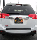 gmc terrain 2010 white suv sle2 gasoline 6 cylinders front wheel drive automatic 60915