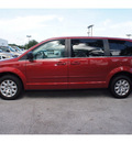 chrysler town country 2010 red van lx flex fuel 6 cylinders front wheel drive automatic 33157